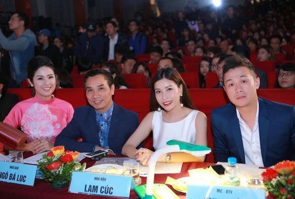 Thành phần BGK bao gồm Hoa hậu Ngọc Hân, Hoa hậu Lan Cúc, MC Anh Tuấn và nhà báo Ngô Bá Lục.