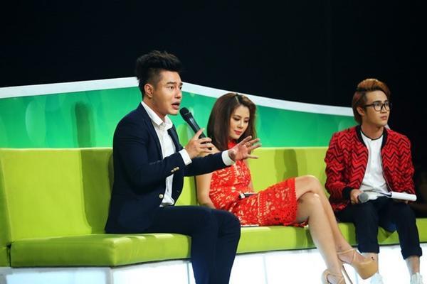 """, Dương Lâm cho rằng diễn viên Đoan Trang vào vai Lữ Bố rất ra dáng đàn ông và """"chuẩn men"""" hơn cả mình"""