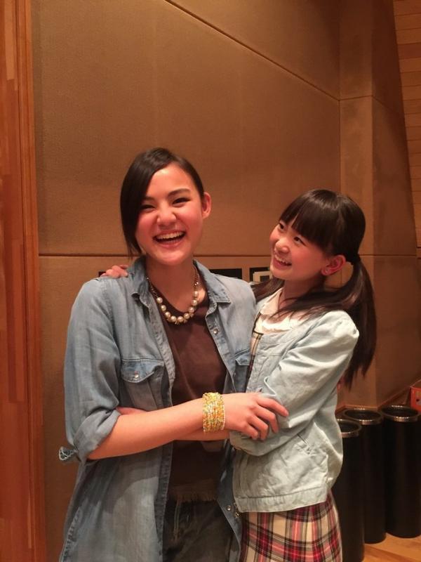 Nagisa Shinomiya va Yukina Hashimoto