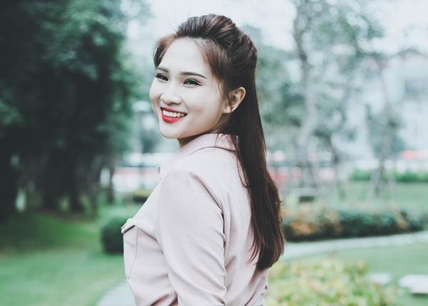 Tân hoa khôi sẽ dự thi Hoa hậu Việt Nam nếu có cơ hội.