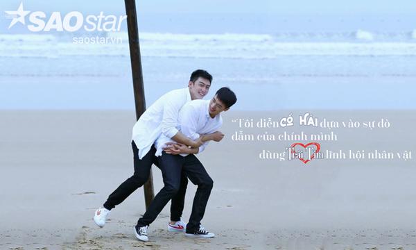 Mặc dù lần đầu đóng phim nhưng Hoàng Cảnh Du lại vào vai rất ngọt, đem lại ấn tượng sâu sắc cho khán giả.