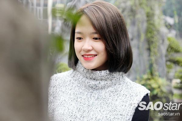 Hoàng Thị Minh Tâm là hot girl khá nổi trong cộng đồng mạng.