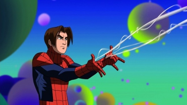Spiderman duoc trang bi vu khi toi tan 2