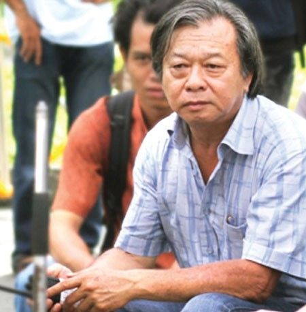 Đạo diễn Trần Ngọc Giàu, Chủ tịch Hội Sân khấu TP HCM. Ảnh: NVCC