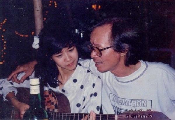 """Hồng Nhung - """"người tính bé nhỏ"""" của Trịnh."""