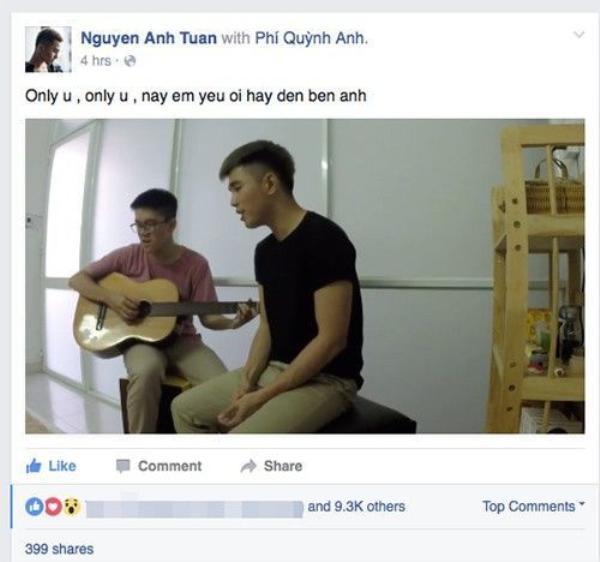 Will bất ngờ đăng ca khúc mới hát tặng Quỳnh Anh Shyn.
