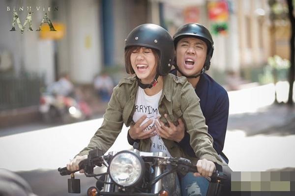 Sau nhiều nghi vấn tình cảm, Trấn Thành - Hari Won chính thức được ghép đôi trong Bệnh Viện Ma.
