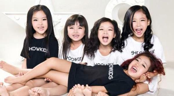 5 nhóc tì hết sức dễ thương của nhóm nhạc Trung Quốc này
