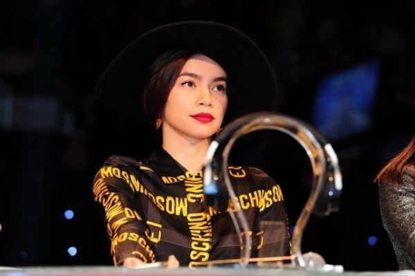 Hồ Ngọc Hà rời khỏi ghế nóng The Remix vì scandal.