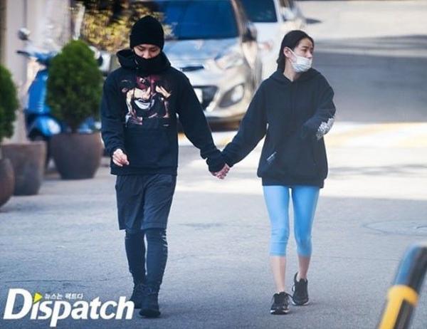 Taeyang và Min Hyo Rin hẹn hò đã hơn 2 năm