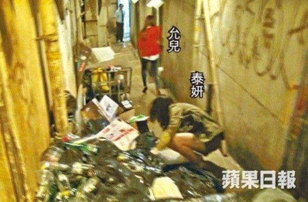 SNSD say xỉn ngã gục ở Hong Kong?