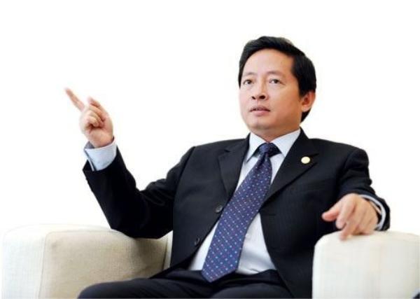 Ông Trần Kim Chung.