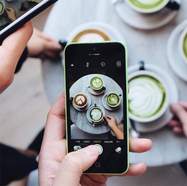 Chụp đồ ăn luôn là một trong những sở thích của chàng nhiếp ảnh Quang Vinh.