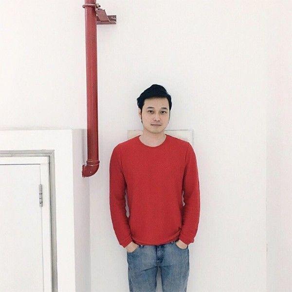 Quang Vinh thường xuyên chia sẻ hình ảnh trên Instagram cá nhân.