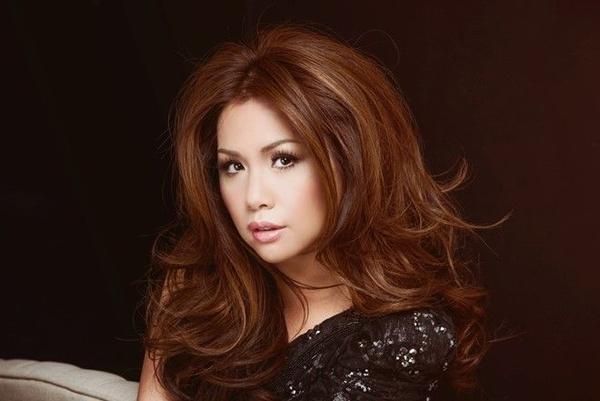 Nữ ca sĩ Minh Tuyết.