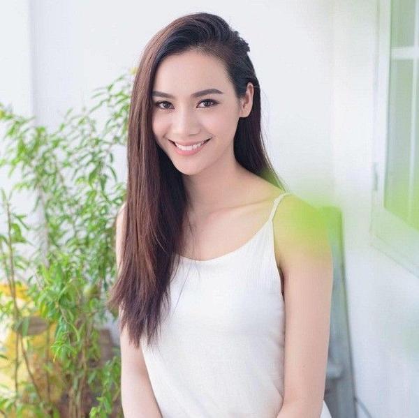 """Trương Kiều Diễm cô nàng sở hữu nhiều yếu tố để trở thành """"nhân tố bí ẩn""""."""