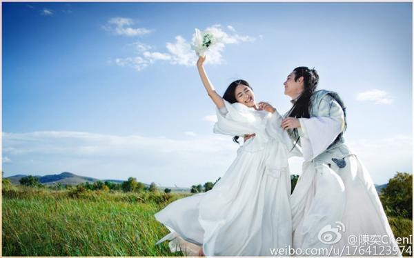 Cặp đôi Lan Lăng Vương - Nguyên Thanh Tỏa