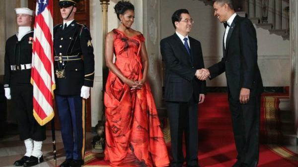 Trung Quốc là một trong những đối trọng của Mỹ trên trường chính trị quốc tế. Vì vậy mỗi