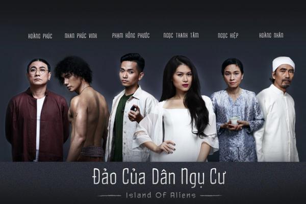 Poster dự kiến của bộ phim.