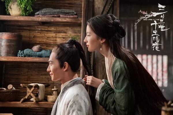 Đã có teaser của Tam sinh tam thế: Dương Dương và Lưu Diệc Phi xứng danh 'cặp đôi thần tiên'