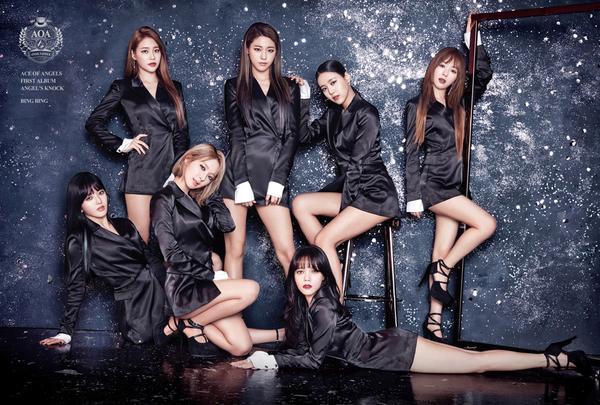 Teaser trở lại của AOA nhận 'mưa gạch đá': 'Vũ công hộp đêm hay ca sĩ vậy?'