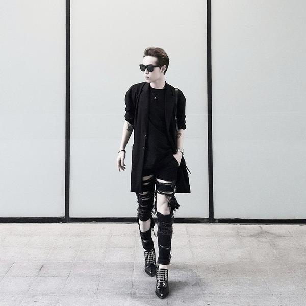 Không chỉ Trấn Thành, các fashionisto này cũng đã từng diện giày của…con gái