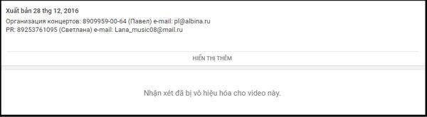 Fan Kpop tặng 'mưa dislike' cho ca khúc nhạc Nga đạo nhái trắng trợn hit Taeyang (BigBang)