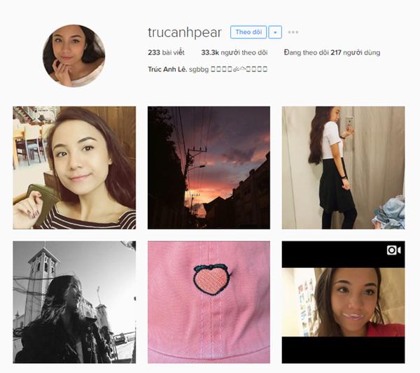 So sánh Instagram của 'nửa kia' các hot teen Việt