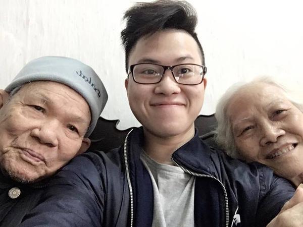 Đây chính là nguyên mẫu trong 'Ông bà anh' của Lê Thiện Hiếu: vui vẻ và biết cả selfie! ảnh 4