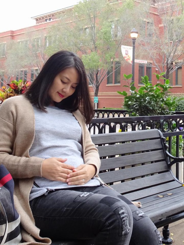 Điểm danh sao Việt sẽ sinh con trong năm 2017