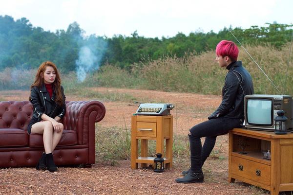 Điểm danh 4 'cô người yêu' từng sánh đôi cùng Sơn Tùng trong các MV siêu hot