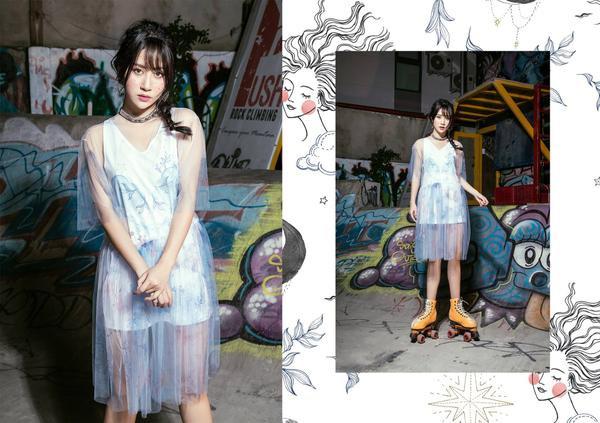 Ngày càng tài năng, Quỳnh Anh Shyn giờ còn chuyển hướng sang làm NTK thời trang - ảnh 1