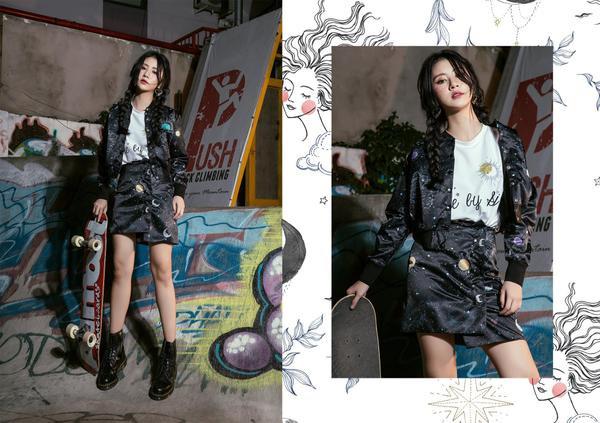 Ngày càng tài năng, Quỳnh Anh Shyn giờ còn chuyển hướng sang làm NTK thời trang - ảnh 5