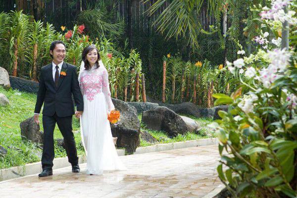Thu Trang - Tiến Luật kỷ niệm 6 năm ngày cưới: 'Vẫn cứ yêu và say như thế!' - ảnh 10