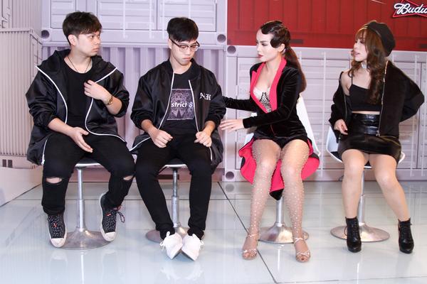 Yến Trang rơi tự do từ độ cao 2m, S Girls mang Hồ Thiên Nga đầy choáng ngợp lên sân khấu Remix New Generation - ảnh 1