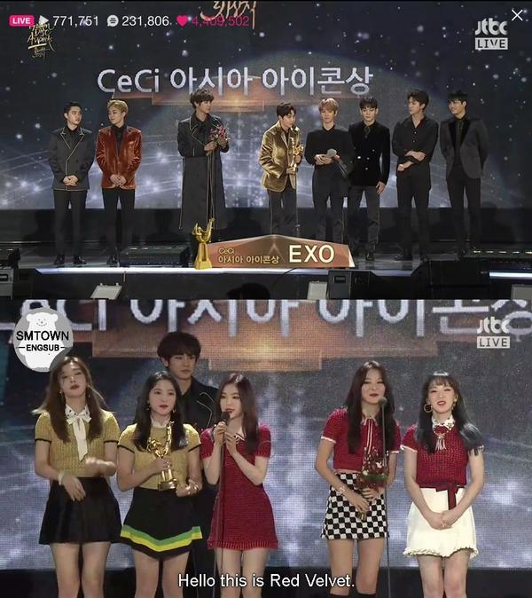 Grammy Hàn 2017: EXO đi vào lịch sử cùng ngôi vương 4 năm liên tiếp! - ảnh 4