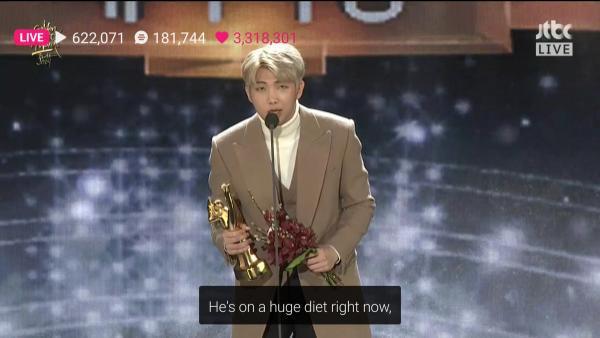 Grammy Hàn 2017: EXO đi vào lịch sử cùng ngôi vương 4 năm liên tiếp! - ảnh 5