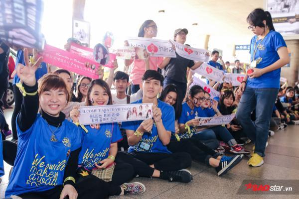 Lần thứ 5 sang Việt Nam, sức nóng của T-ara vẫn chưa hề hạ nhiệt! - Ảnh 14