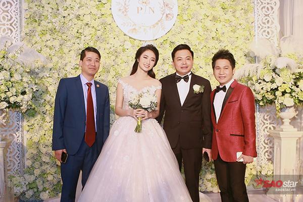 Ca sĩ Trọng Tấn - bạn học cấp 3 của doanh nhân Văn Phương.