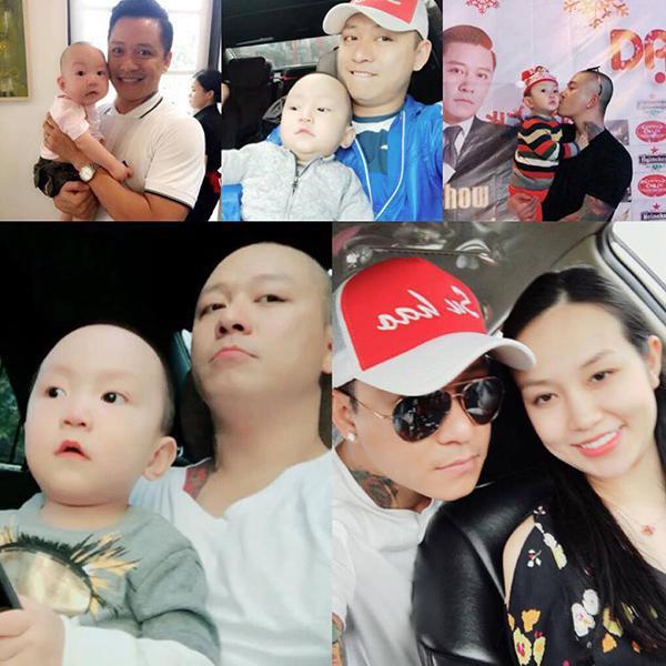 Con trai Su Hào đã khiến Tuấn Hưng thay đổi rất nhiều trong thời gian qua.