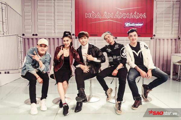 Cặp đôi Tim - Trương Quỳnh Anh 'khóa môi' cực ngọt trong hậu trường Remix New Generation