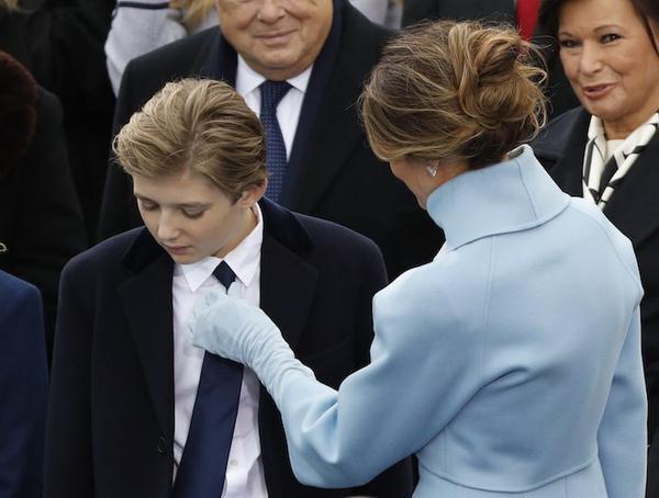 Đệ nhất phu nhân thì đã sao, mẹ của Barron Trump vẫn bị từ chối như bao bà mẹ khác - Ảnh 3