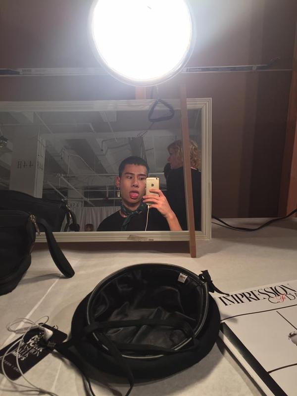 Gặp gỡ chàng trai người Việt 3 lần sải bước trên sàn catwalk New York Fashion Week