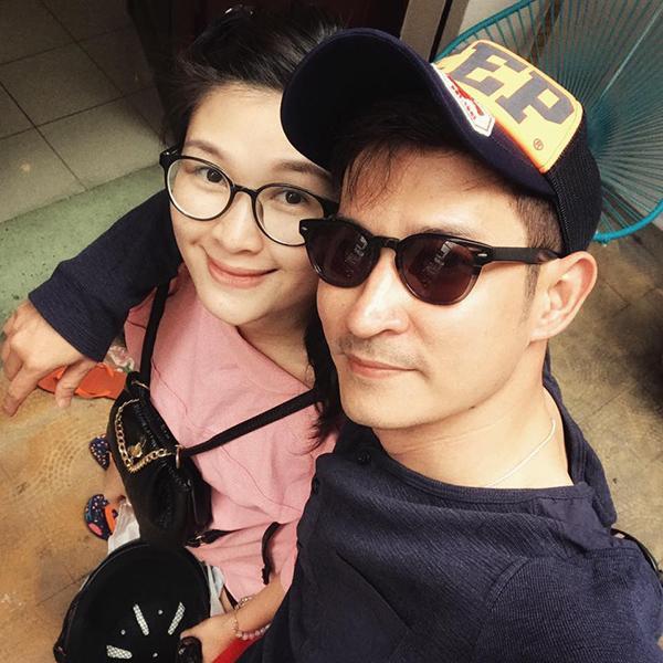 Dù chưa làm đám cưới nhưng Huy Khánh - Mạc Anh Thư đã trở thành vợ chồng từ lâu.