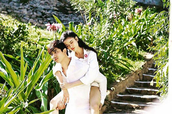 Hình ảnh ngọt ngào của hai vợ chồng Trương Quỳnh Anh khiến nhiều người ngưỡng mộ.