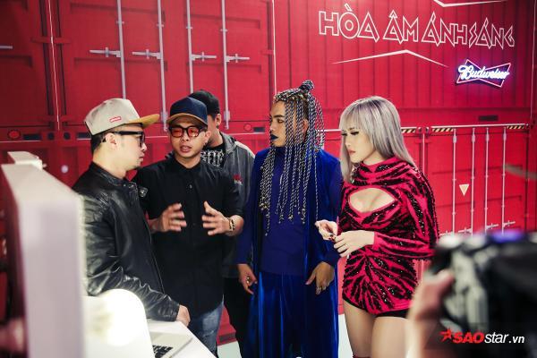 Team Thiều Bảo Trâm bất ngờ thay đổi âm nhạc, vũ đạo trước giờ lên sàn đấu Remix New Generation - ảnh 7