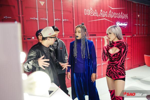 Team Thiều Bảo Trâm bất ngờ thay đổi âm nhạc, vũ đạo trước giờ lên sàn đấu Remix New Generation - ảnh 8