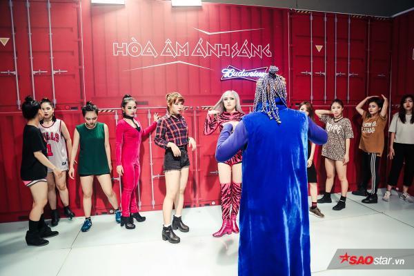 Team Thiều Bảo Trâm bất ngờ thay đổi âm nhạc, vũ đạo trước giờ lên sàn đấu Remix New Generation - ảnh 10