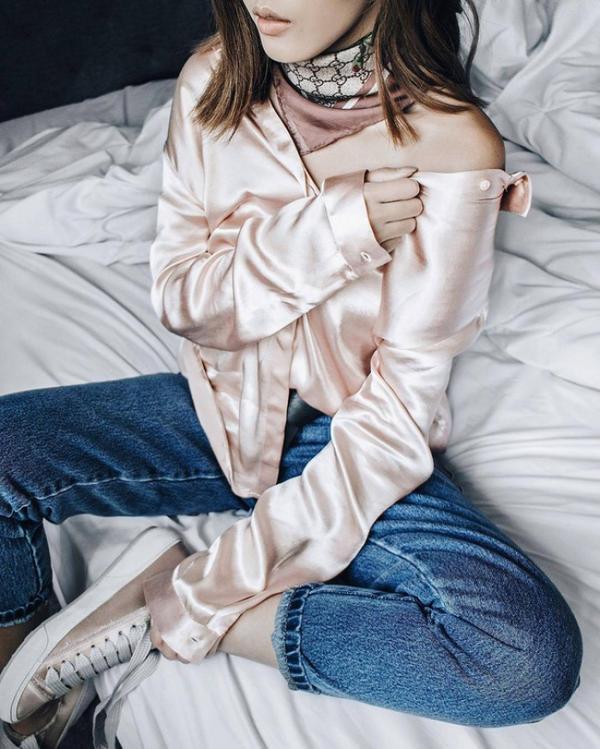 Phong cách nữ tính, điệu đà lên ngôi trong năm 2017