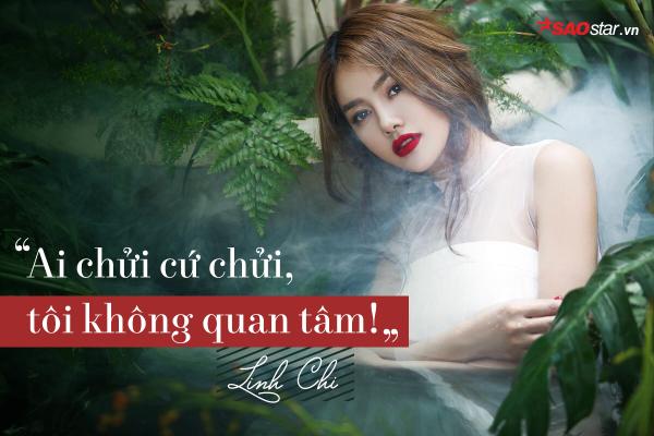 Linh Chi à, 'vô tư hồn nhiên' cũng chỉ nên có mức độ thôi! ảnh 4